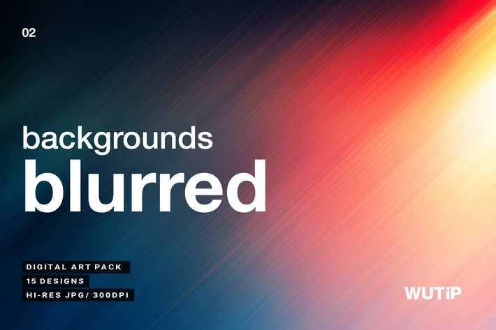 Thumbnail for Blurred Backgrounds Vol.2