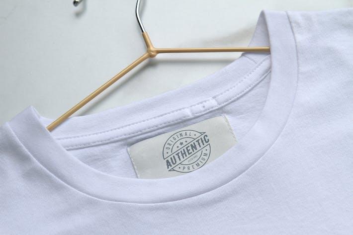 Thumbnail for Clothing Label Mockup