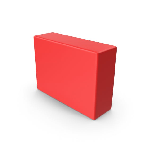 Símbolo de guión rojo