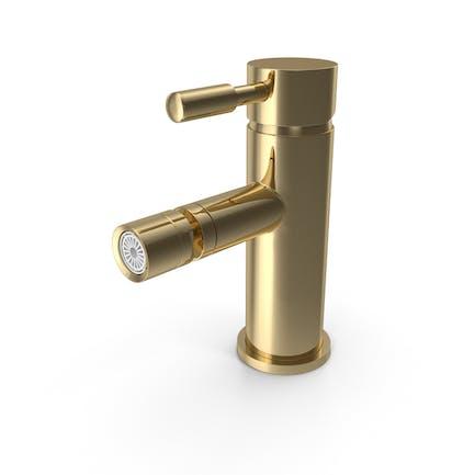 Gold Bidet Faucet