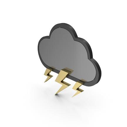 Wetter Icon Gewitter