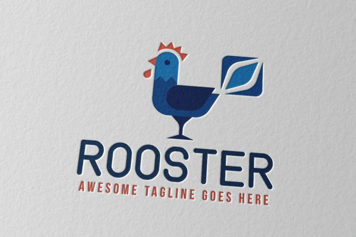 Thumbnail for Rooster Logo