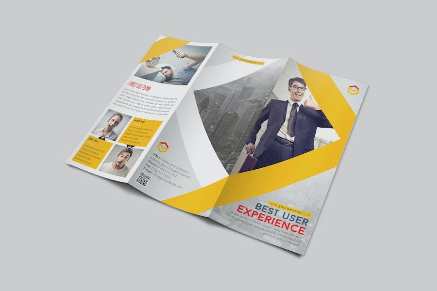 Modern Corporate Trifold Vol 3