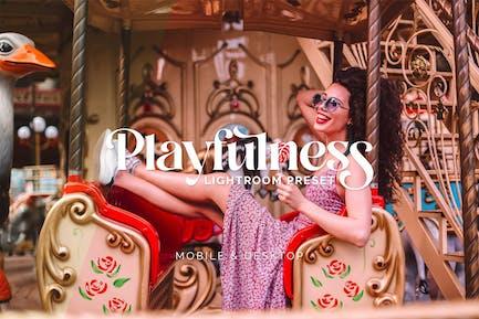 Lightroom Presets - Playfulness - Color Lover - TW