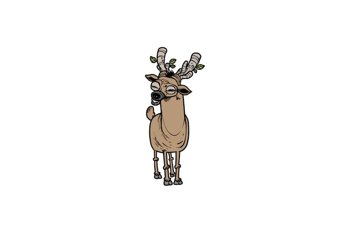 Deer - Character RG