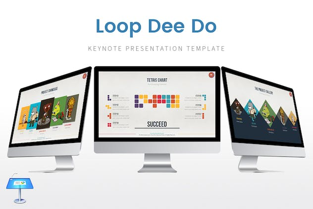Loop Dee Do - Keynote Template