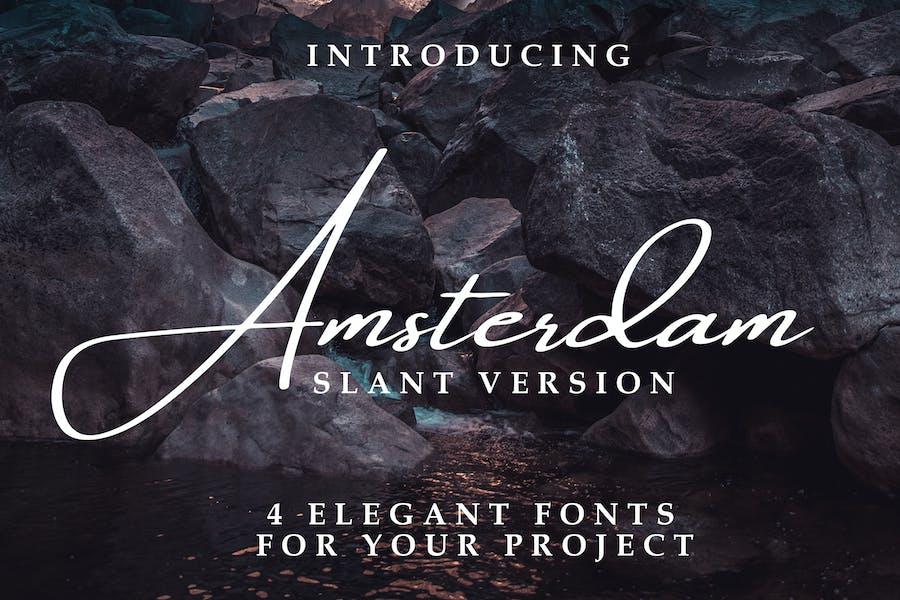 Amsterdam 2.0  Slant