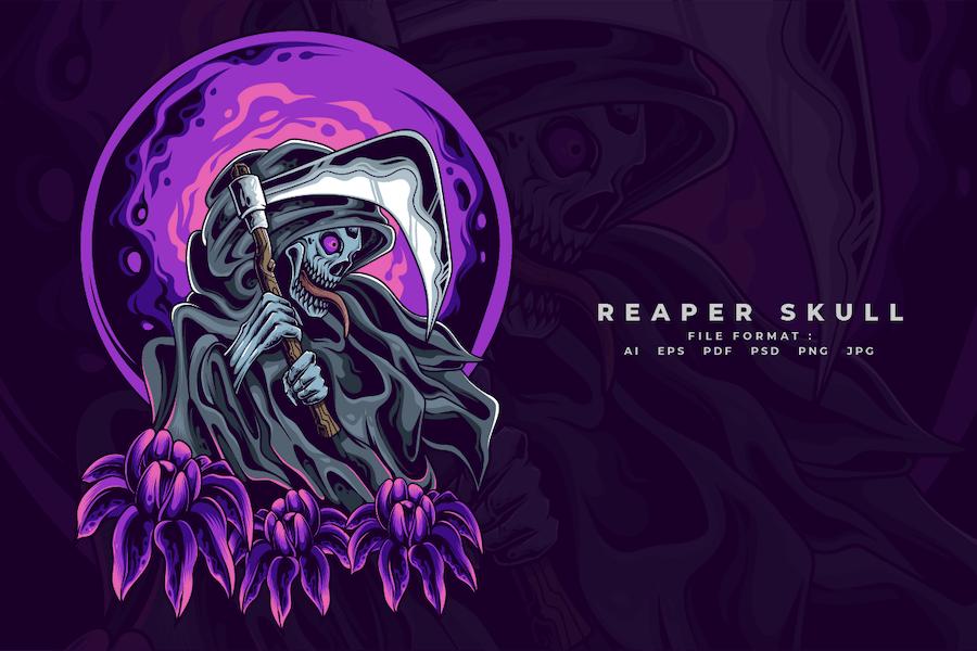 Reaper Totenkopf