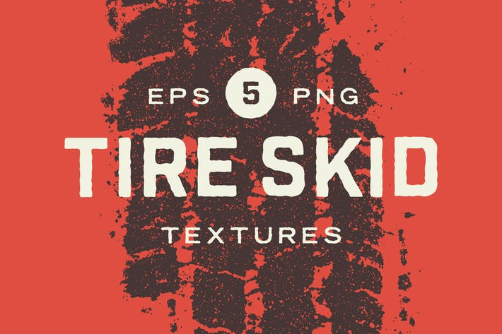 Thumbnail for Tire Skid Mark Textures