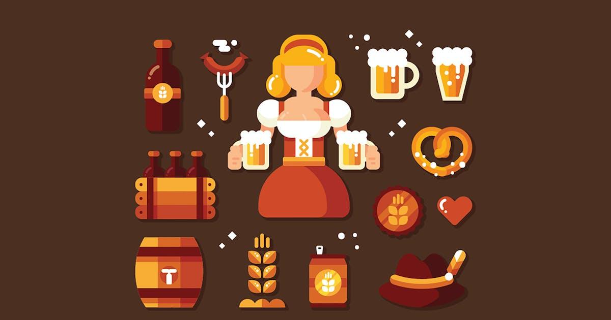 Download Oktoberfest Icon set by vynetta