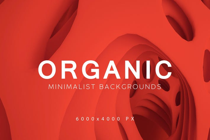 Thumbnail for Organic Minimalist Backgrounds 2