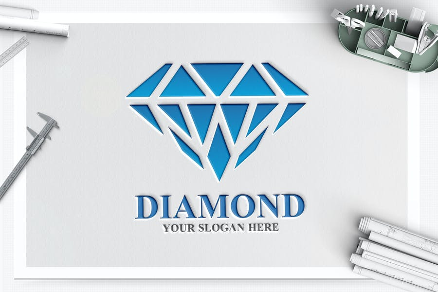 Diamond Logo - product preview 0