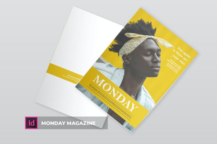 Monday | Magazine Template