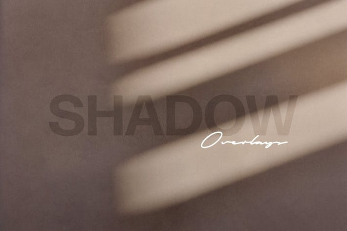 Cover Image For Shadow Play Photo Overlays