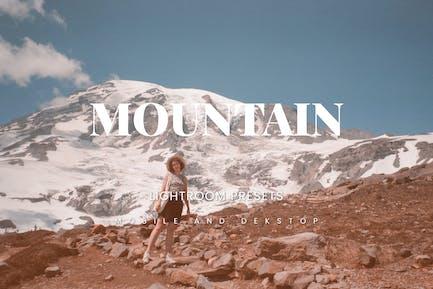 Mountain Lightroom Presets Dekstop and Mobile