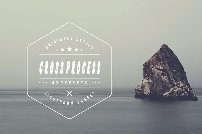 Thumbnail for Cross Process Lightroom Presets