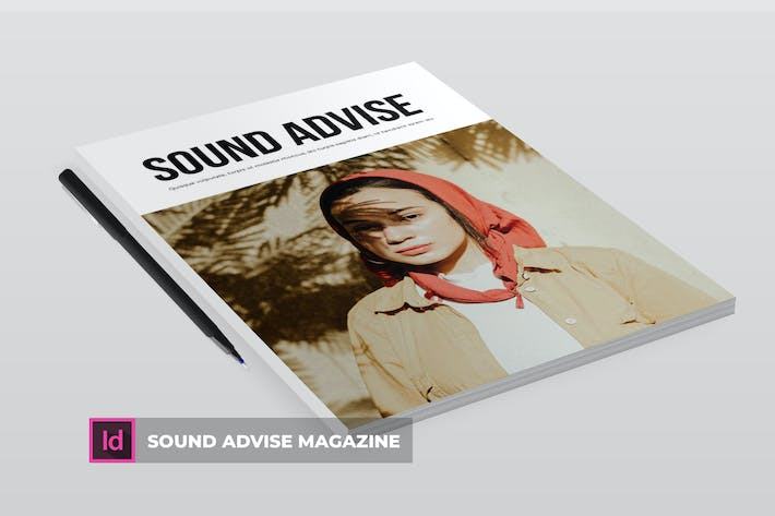 Thumbnail for Sound Advise | Magazine
