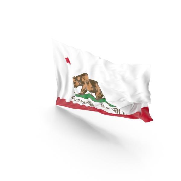 Флаг штата Калифорния