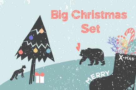 Kit de Navidad grande