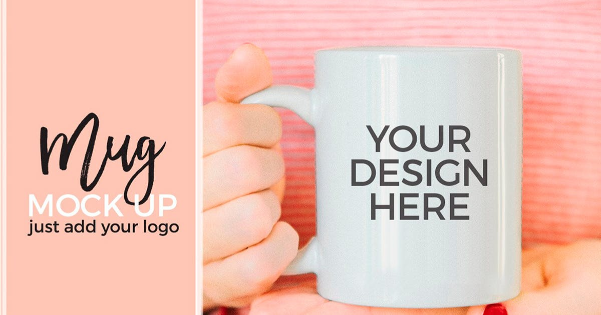 Download COFFEE MUG MOCK UP STYLED PHOTO by 2FX
