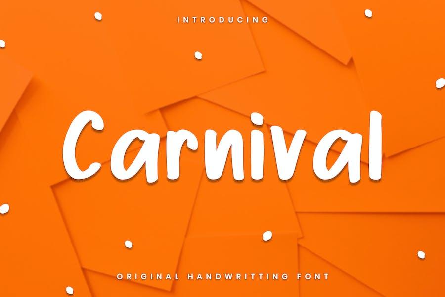Carnival - Font