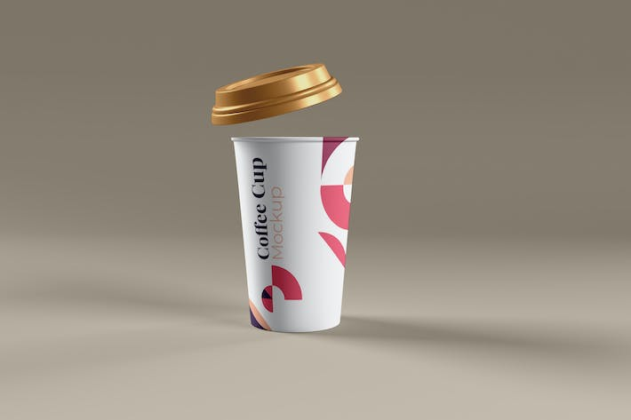 Thumbnail for Coffee Cup Mockup