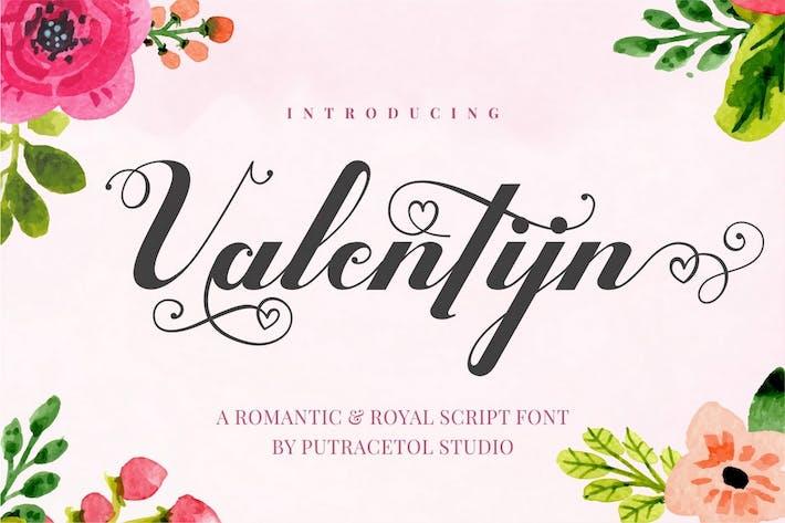 Valentijn - Fonte Romantique