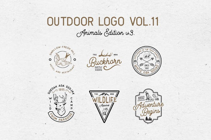 Thumbnail for OutdoorLogo Vol.11