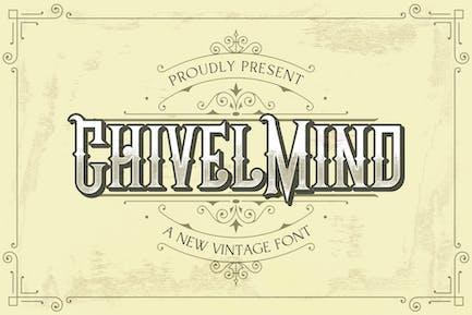 Chivel Mind - Fuente Vintage