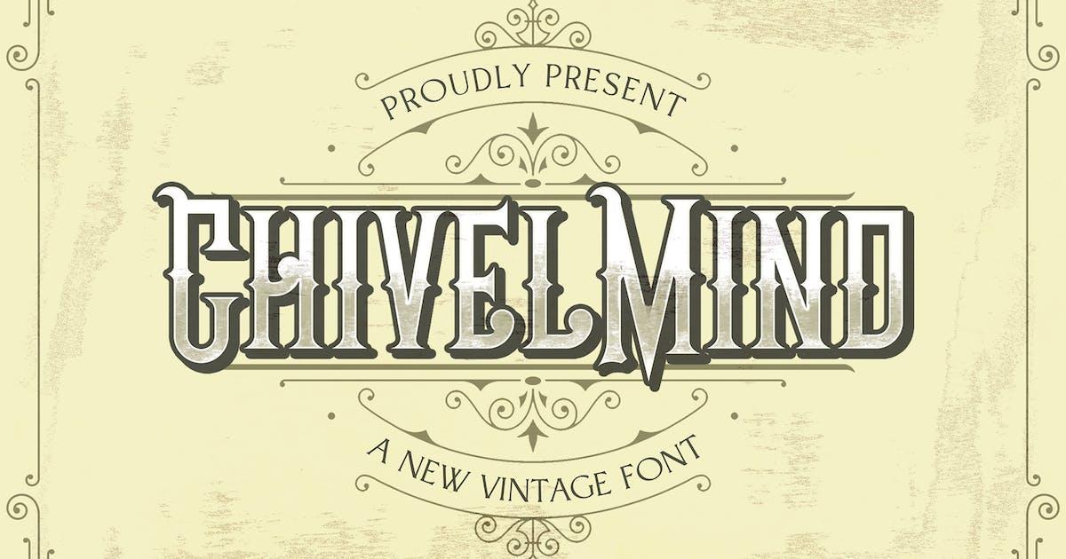Download Chivel Mind - Vintage Font by StringLabs