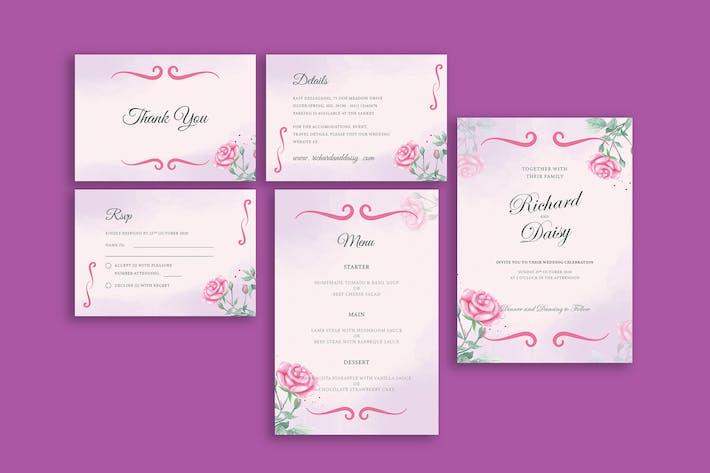Thumbnail for Invitation de mariage