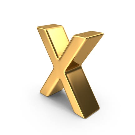 Gold Multiplication Symbol