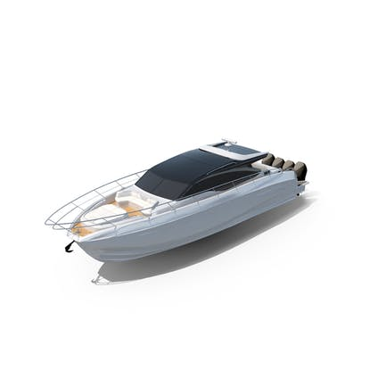 White Sea Speed Yacht