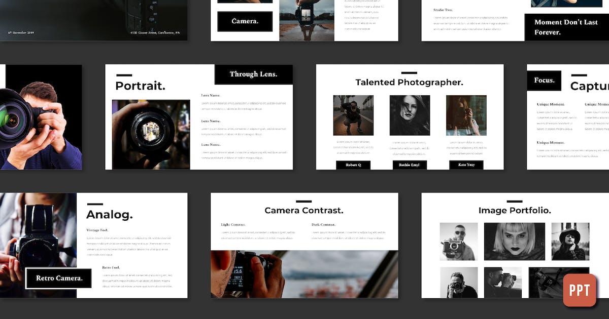 Download Photography - Powerpoint Template by deemakdaksinas