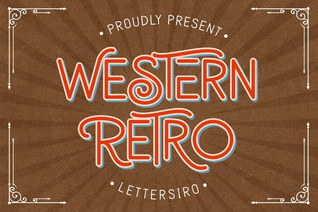 Western Retro