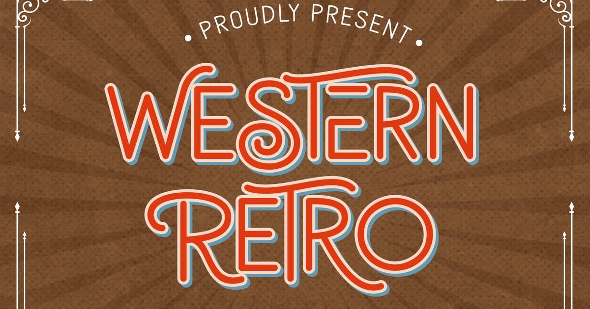 Download Western Retro by shirongampus
