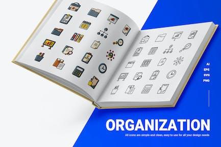 Organization - Icons