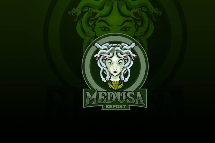 Thumbnail for Логотип Esports Medusa