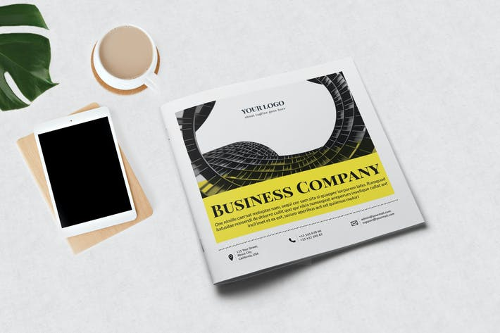 Thumbnail for Square Business Company