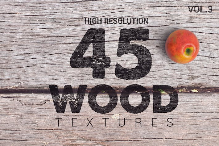 Thumbnail for 45 Wood Textures vol3