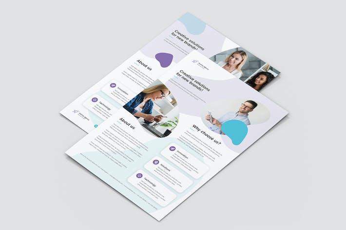 Thumbnail for Flyer — StartUp Agentur