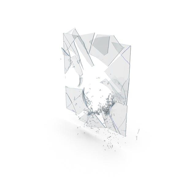 Cover Image for Broken Glass