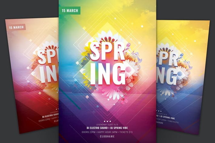 Thumbnail for Spring Flyer