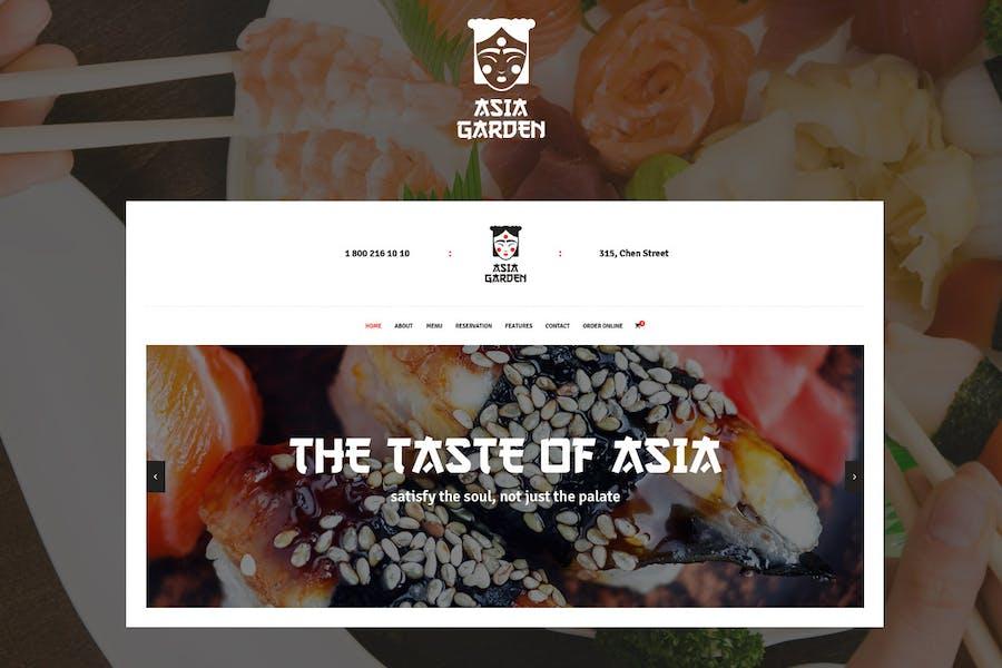 Asia Garden