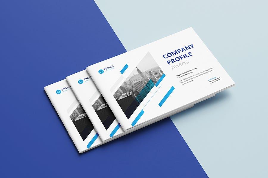 A5 Company Profile