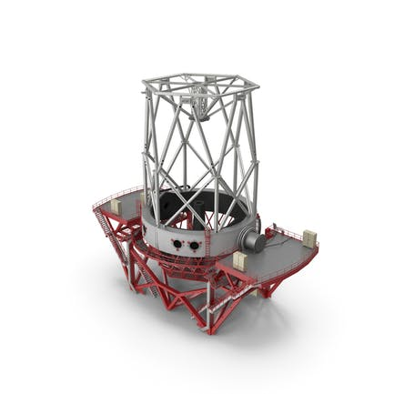 Reflektierendes Teleskop