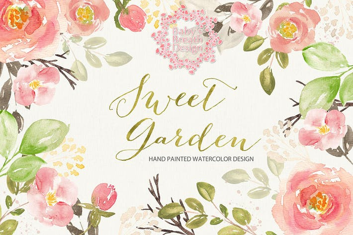 Cover Image For Sweet Garden design