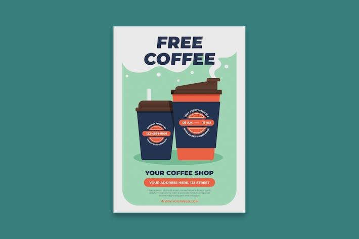Thumbnail for Kaffee-Poster