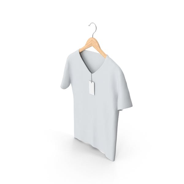 Thumbnail for Male V-Neck on Hanger