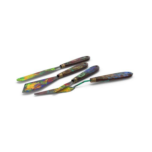 Thumbnail for Palette Knife Set